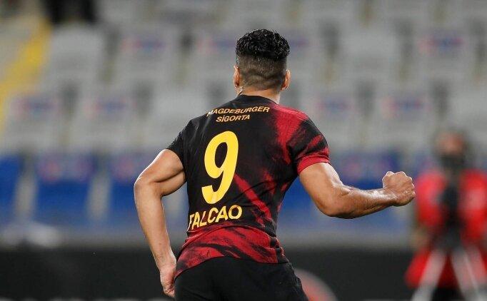 Radamel Falcao: 'Daha çok çalışacağım'
