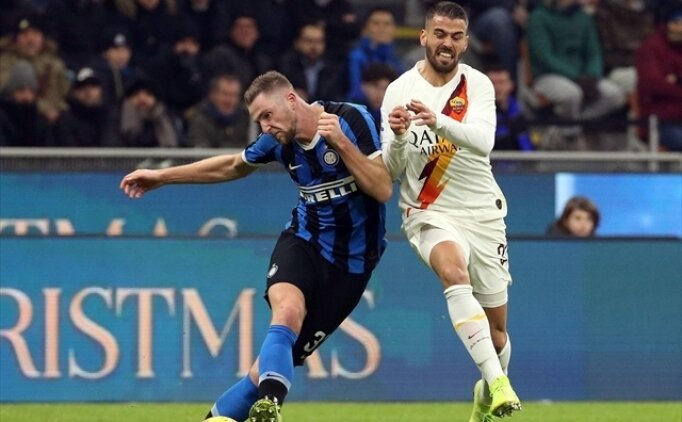 Inter ve Roma büyük takas için anlaştı