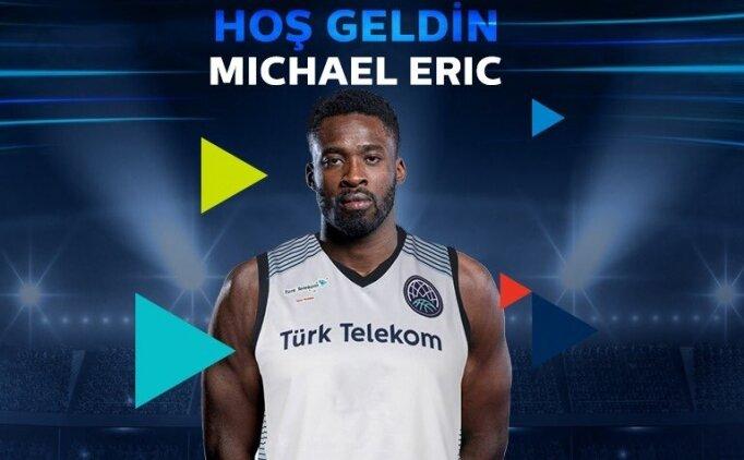 Michael Eric, Türk Telekom'da