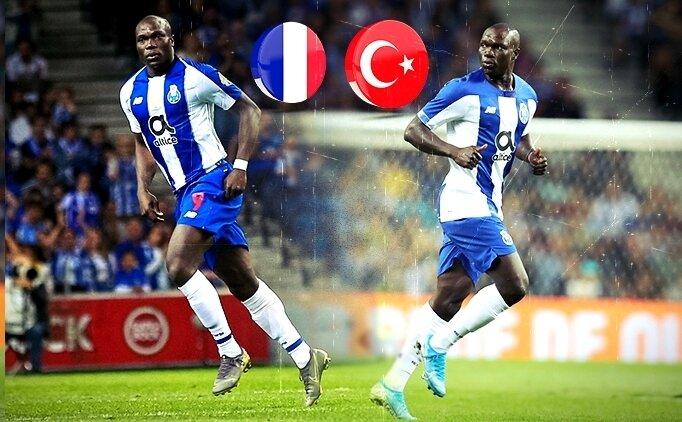 Başakşehir'den Aboubakar transferi için açıklama