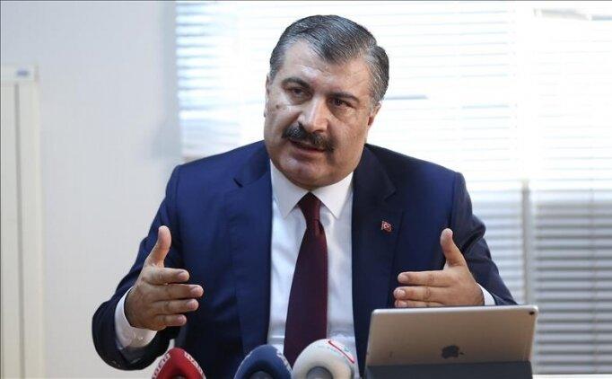 Sağlık Bakanı Koca: 'Evde kalın, hatta odada kalın'