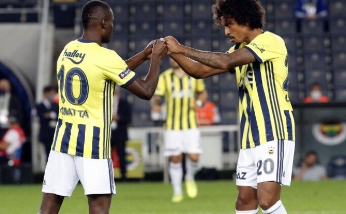 Fenerbahçe'de en büyük koz Samatta