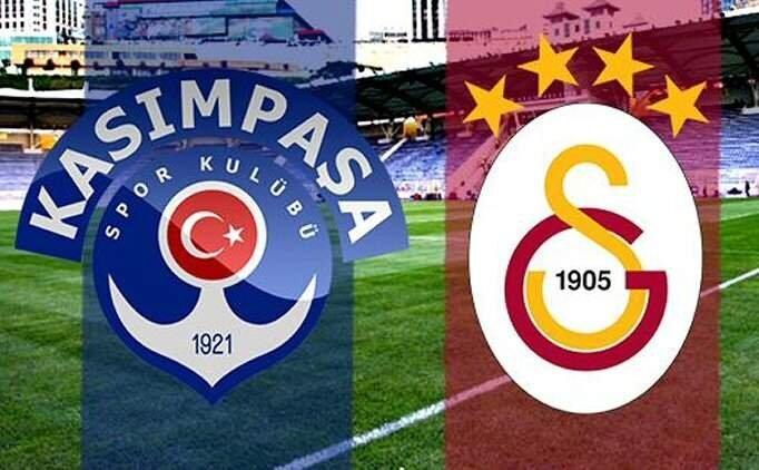 CANLI maç izle Kasımpaşa Galatasaray şifresiz yayın, Süper Lig puan durumu