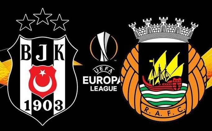 Canlı izle Beşiktaş Rio Ave maçı! Beşiktaş maçı hangi kanalda izleniyor?