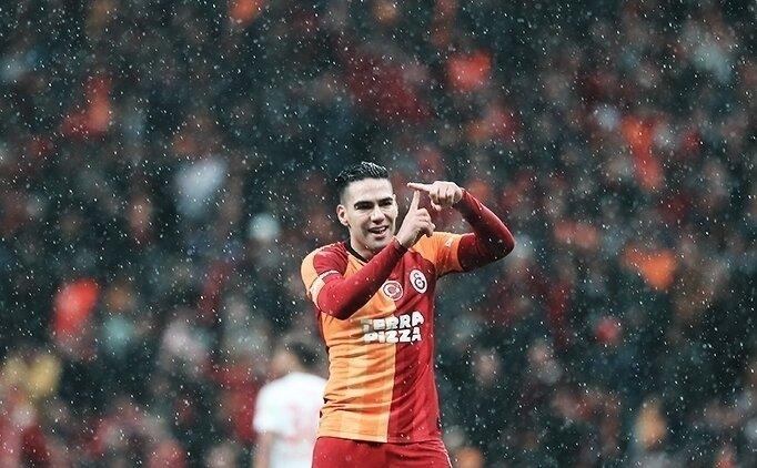 Galatasaray'da Falcao şaşkınlığı