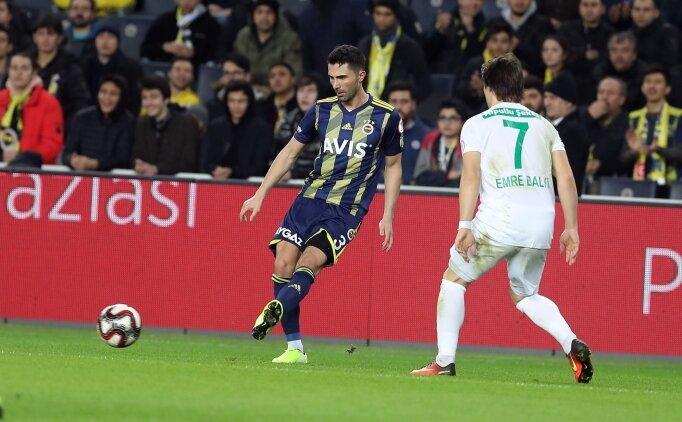 Fenerbahçe'de Hasan Ali Kaldırım sevinci! Maç kadrosunda...
