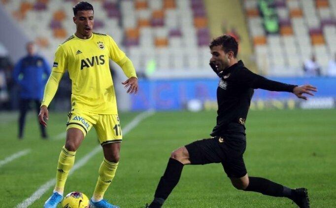 Fenerbahçe ve Yeni Malatyaspor'un 11'leri