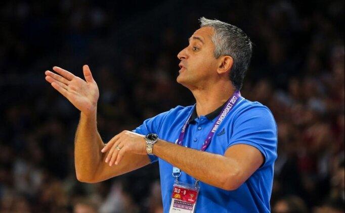 Igor Kokoskov ayrıldı ve İstanbul için yola çıktı!