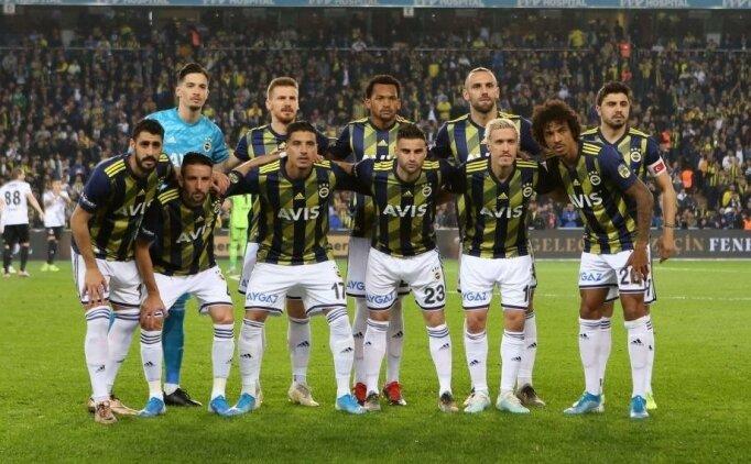 Fenerbahçe topla oynadı, sonuca gidemedi