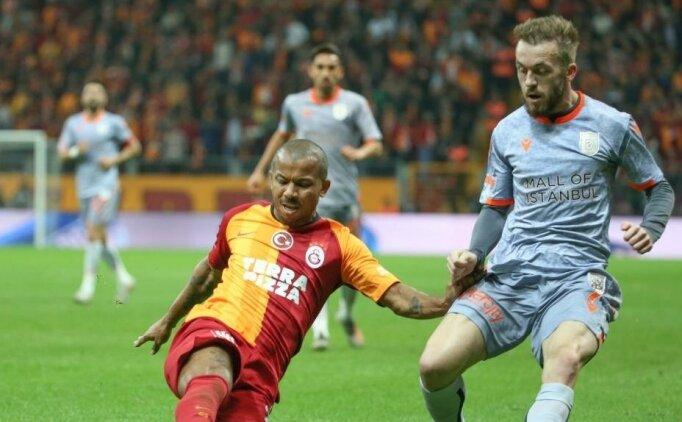 Galatasaray ile Başakşehir 24. kez karşı karşıya