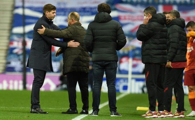 Steven Gerrard: 'Fatih Terim'e büyük saygı duyuyorum'
