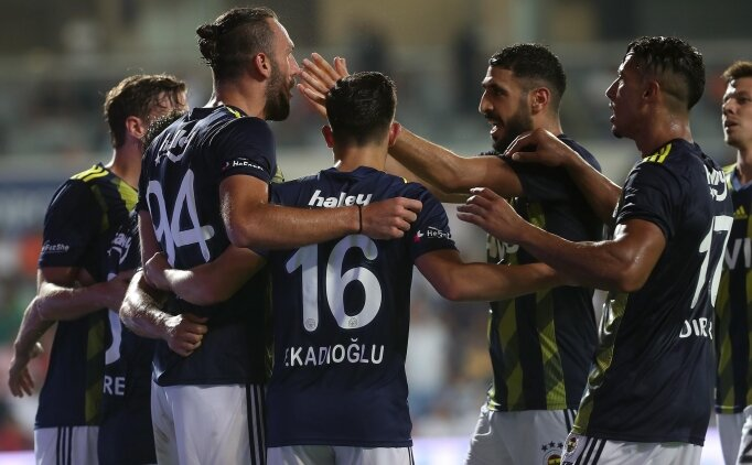 Fenerbahçe'nin konuğu Başakşehir
