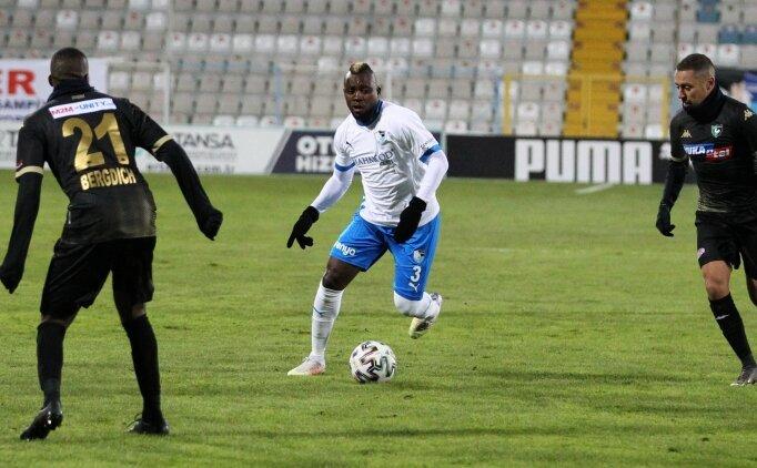 Sissoko, Erzurumspor ile sözleşmesini tek taraflı feshetti