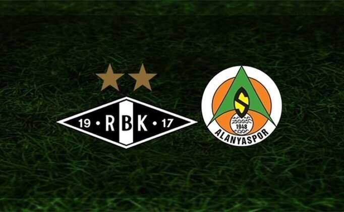 Rosenborg Alanyaspor maçı canlı şifresiz izle (TRT Spor izle)