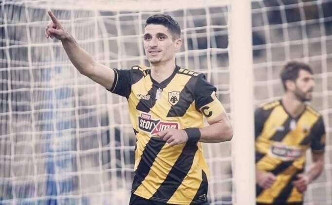 Beşiktaş'ın, Petros Mantalos transferi zora girdi!