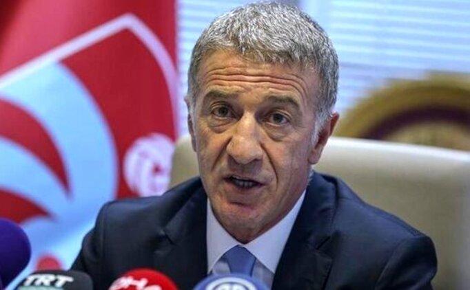 Ahmet Ağaoğlu, Trabzonspor'a Tamer Tuna'yı istiyor