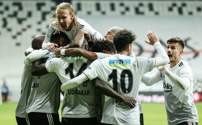 Beşiktaş'ta karantinadan direkt ilk 11'e