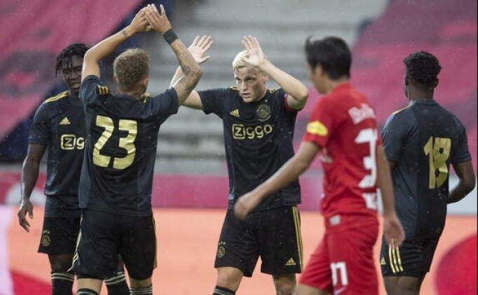 Ajax, kulüp rekorlarını alt üst ediyor