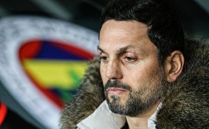 Alanyaspor Teknik Direktörü Erol Bulut'tan Fenerbahçe'ye 'geçmiş olsun' mesajı