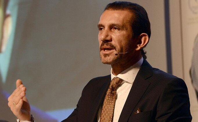 Fenerbahçe'den Rüştü Reçber'e 'geçmiş olsun' mesajı