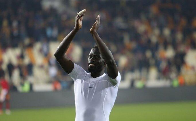 Trabzonspor'un Senegalli futbolcusu Ndiaye'den ülkesine yardım