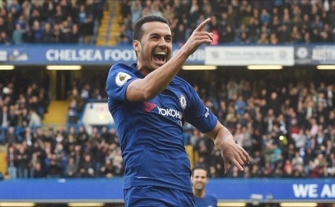 Pedro: 'Haziran'da Chelsea'den ayrılacağım'