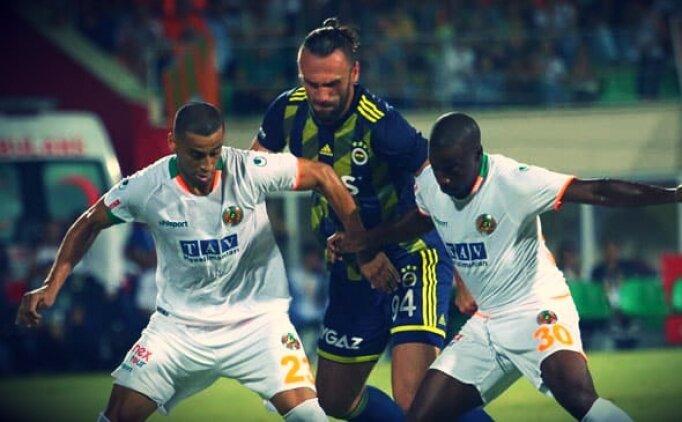 Fenerbahçe - Alanyaspor: Muhtemel 11'ler