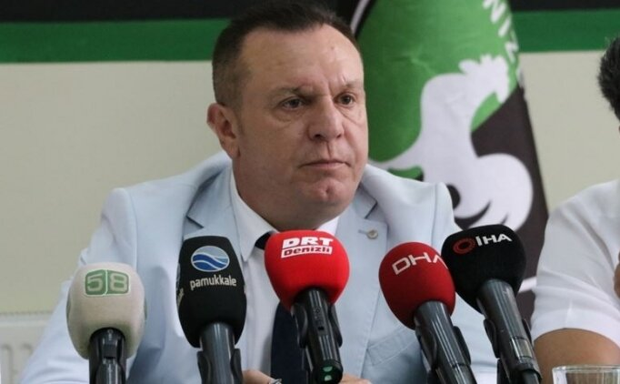Denizlispor'dan mali durum açıklaması