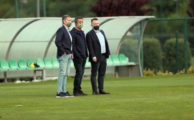 Ali Koç'tan teknik direktör kararı; 'Acelesi yok'