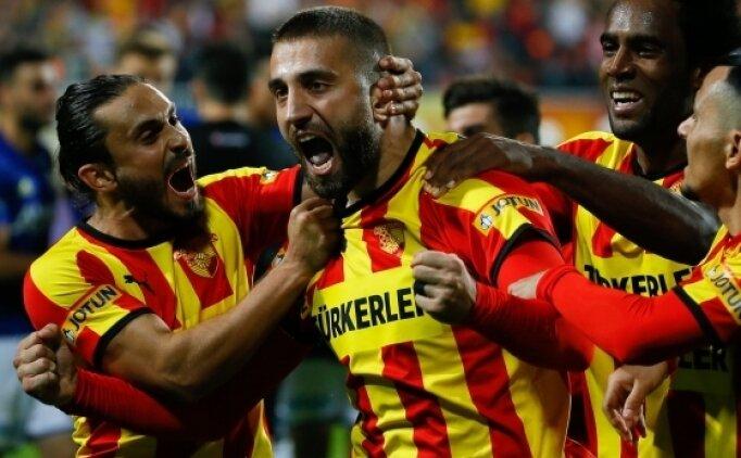 Göztepeli Alpaslan Öztürk'e Trabzonspor kancası