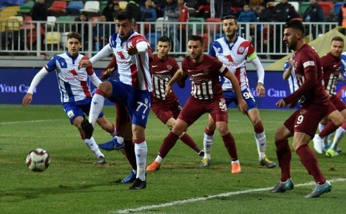 İzmir'de puanlar paylaşıldı