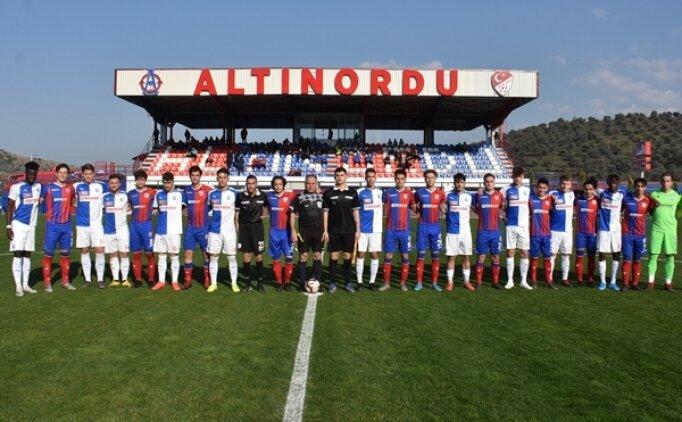 Altınordu, tesislerini uluslararası gençlik futbol merkezine dönüştürmek istiyor
