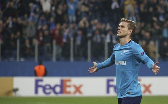 Galatasaray'ın Rus hedefi: Aleksandr Kokorin