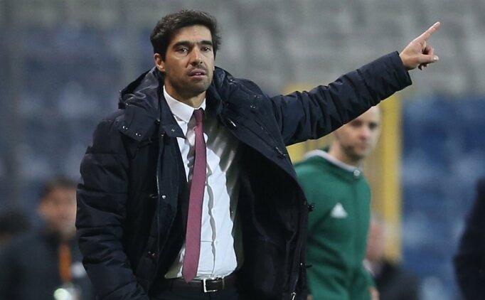 Abel Ferreira: 'Beşiktaş'a karşı sonuna kadar savaşacağız'