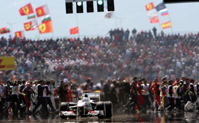 Türkiye, Formula 1'i özlemiş: Biletler bitti!