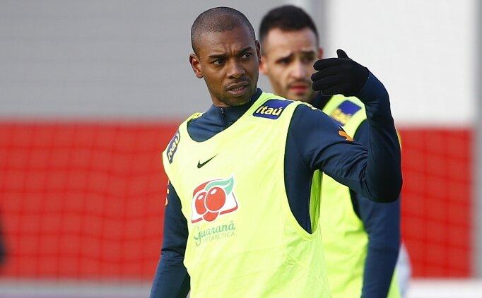 Fernandinho: 'Bu sezon City'de kalacağım'