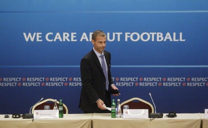 UEFA'dan 'hayalet' transferlere ağır ceza geliyor!