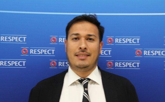 Beşiktaş'ta futbol direktörü Ali Naibi, görevinden istifa etti