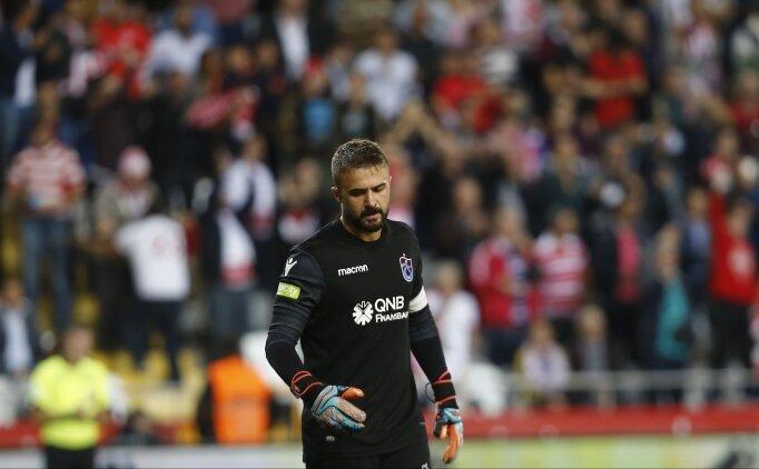 Trabzonspor maçı öncesi Onur Kıvrak'tan paylaşım