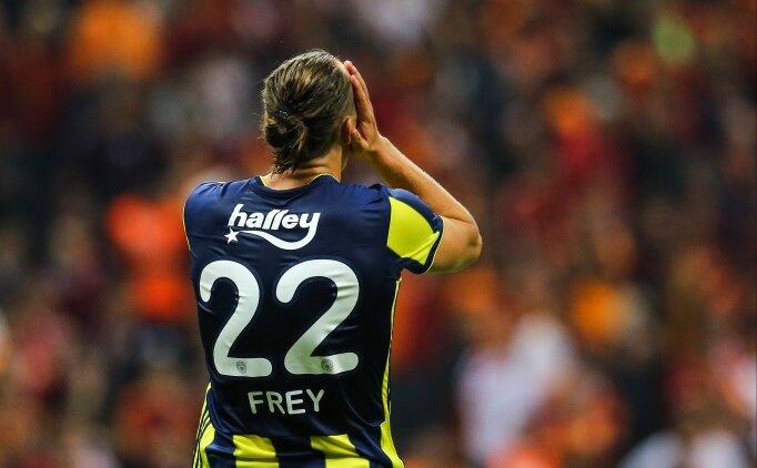 Michael Frey: 'Fenerbahçe'de yeniden doğacağım'