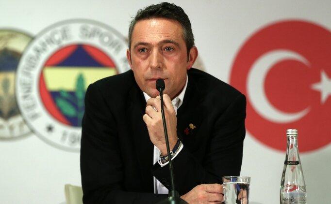 Ali Koç'tan Galatasaray mesajı!