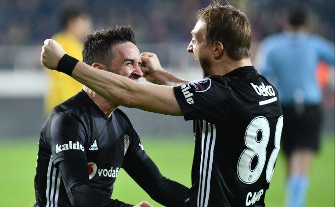 Beşiktaş'ta Gökhan ve Caner 'Feda' dedi