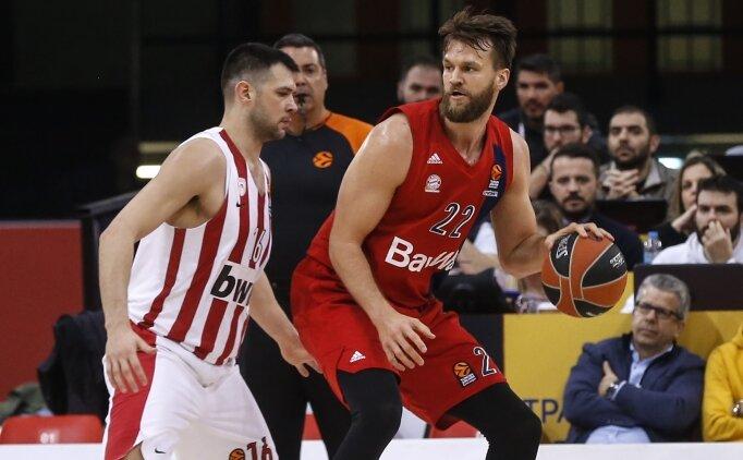 Fenerbahçe Beko, Danilo Barthel'i transfer etti