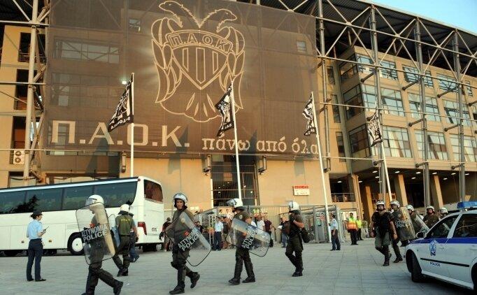 PAOK ve Yunanistan'dan UEFA'ya güvence!