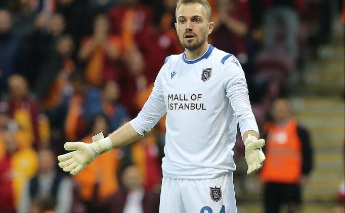 İki Fenerbahçeli eldiven, Galatasaray'ı durdurdu