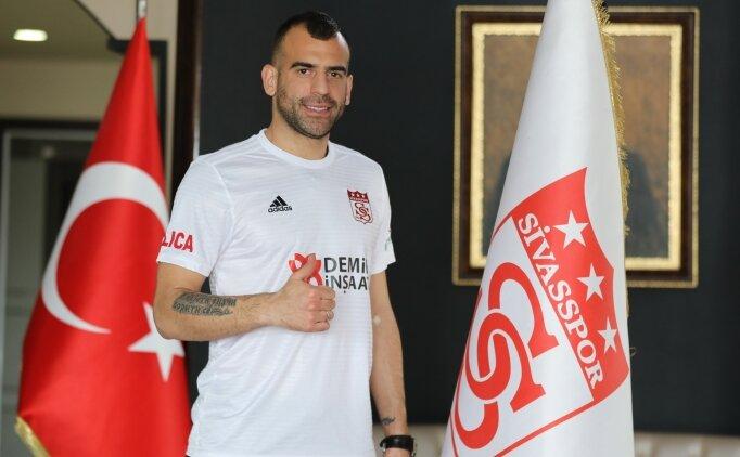 Sivasspor'un 6 aylık forveti, ilk golünü attı!