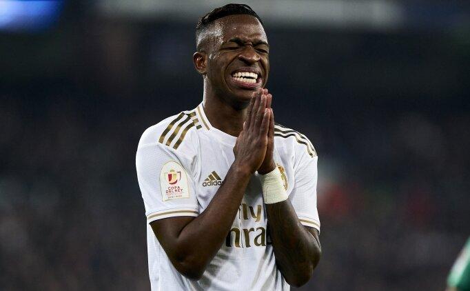 Real Madrid'in genç yıldızı Sterling'i örnek alıyor