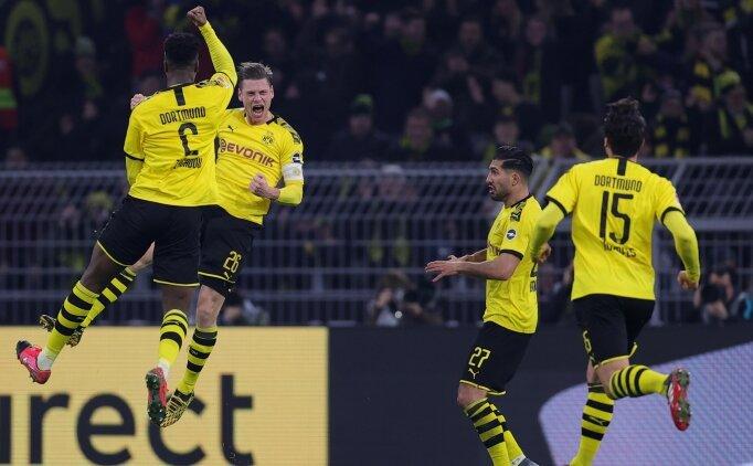 Haaland atıyor, Dortmund takibi bırakmıyor