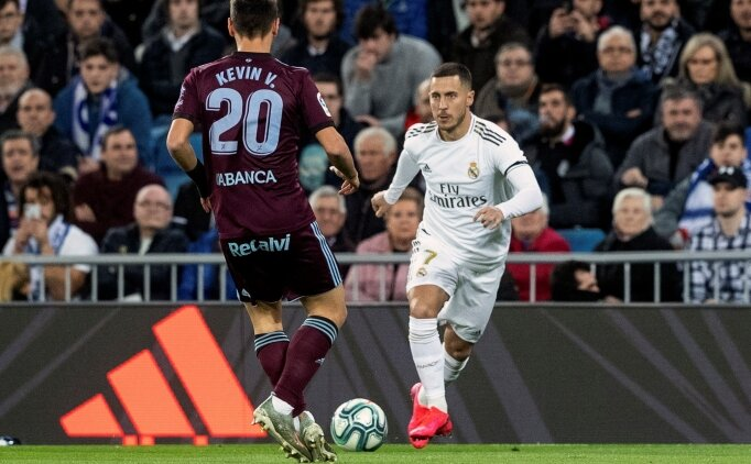 Real Madrid'e Okay Yokuşlu çelmesi