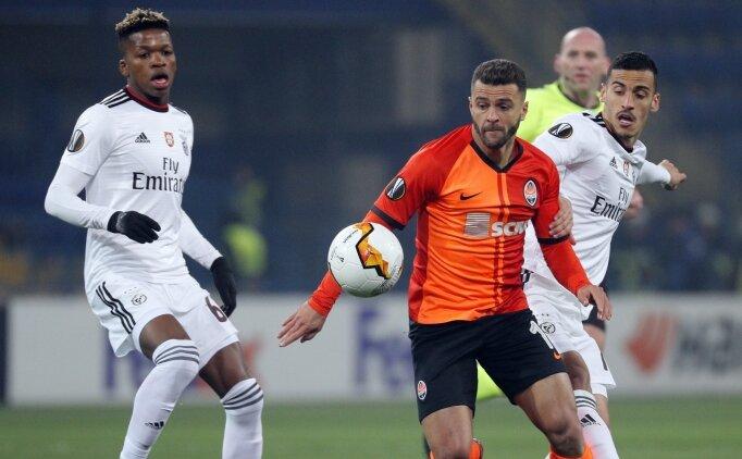 Bilyoner ile maç önü: Benfica - Shakhtar Donetsk